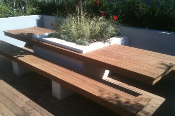 Bespoke Table & Bench