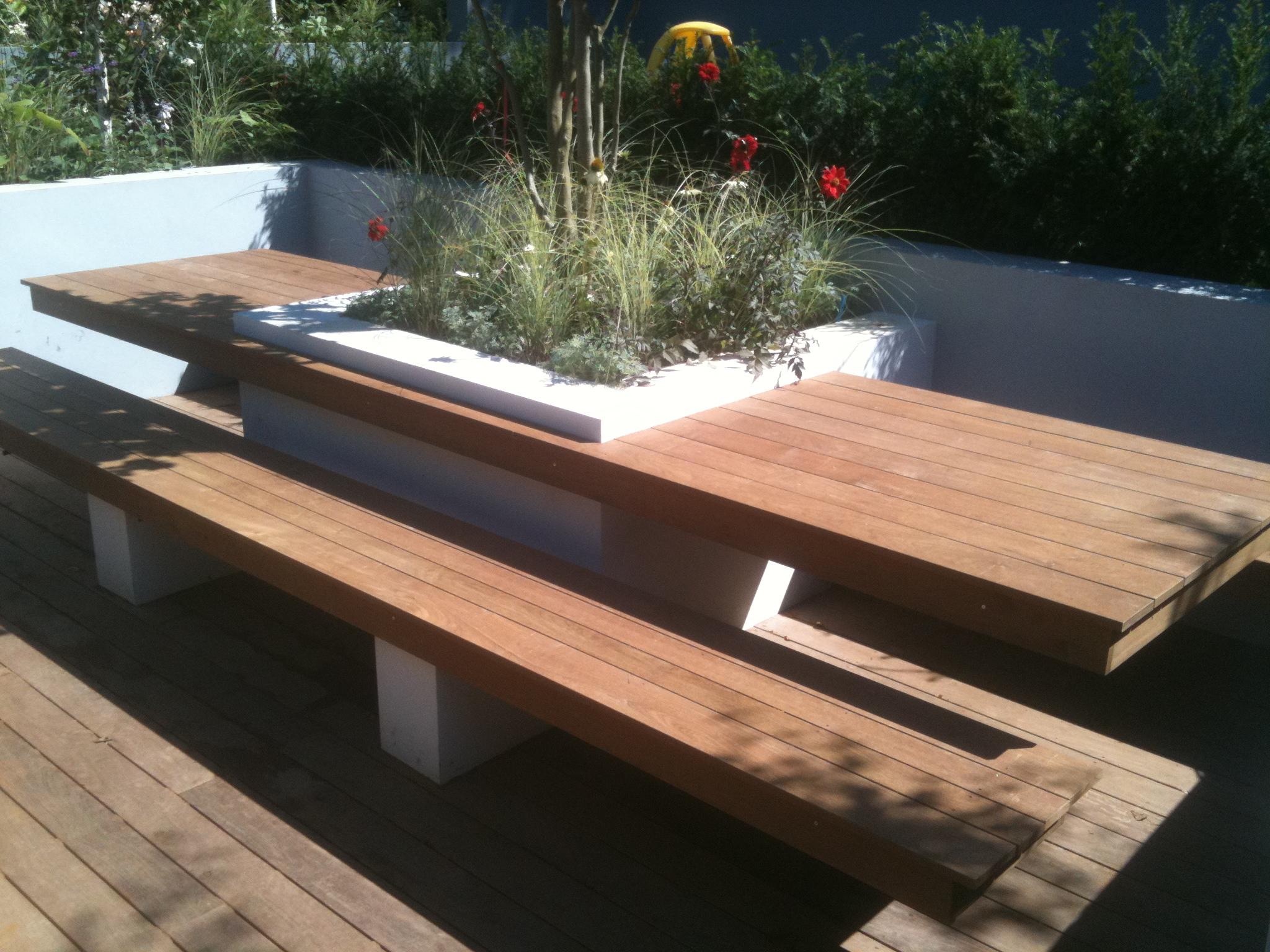 Bespoke Table & Bench